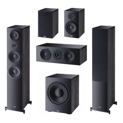 Комплект акустики 5.1 для Домашнего кинотеатра HECO - AURORA
