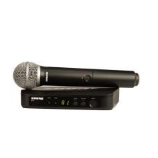 Микрофон SHURE BLX24E/PG58 K3E