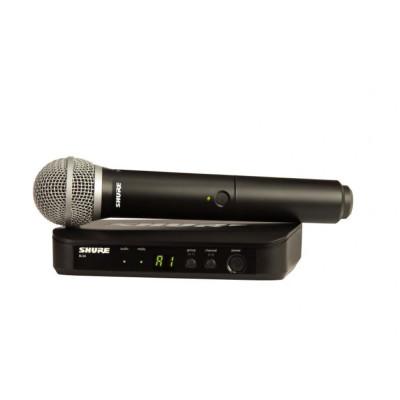 Радио микрофон SHURE BLX24E/PG58 K3E